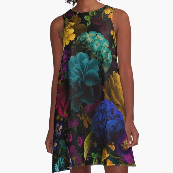 Mystical night II A-Line Dress