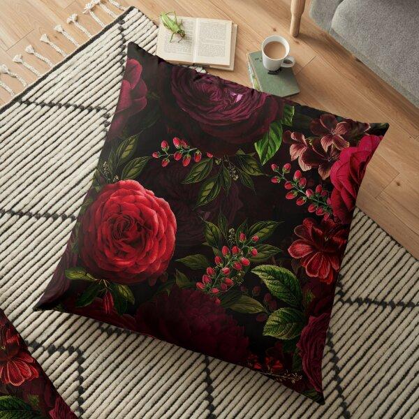 Mystical night VI Floor Pillow