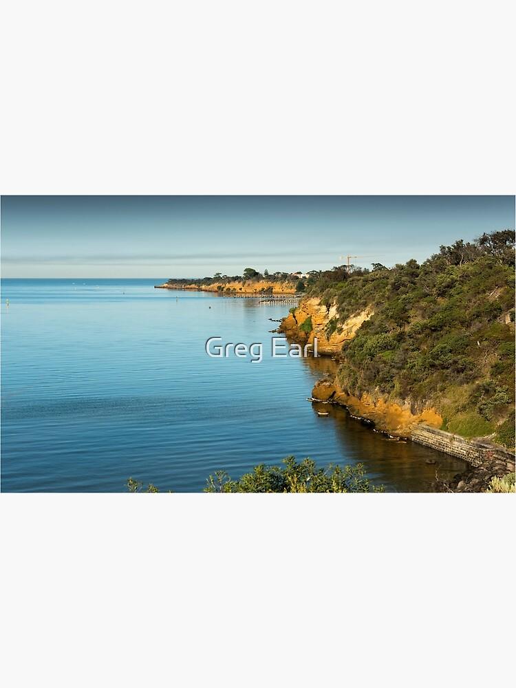 Beaumaris Cliffs 2 by GregEarl