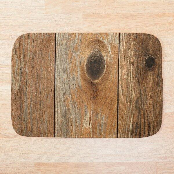 Wood Grain Natural Duvet Cover Pillow Bath Mat