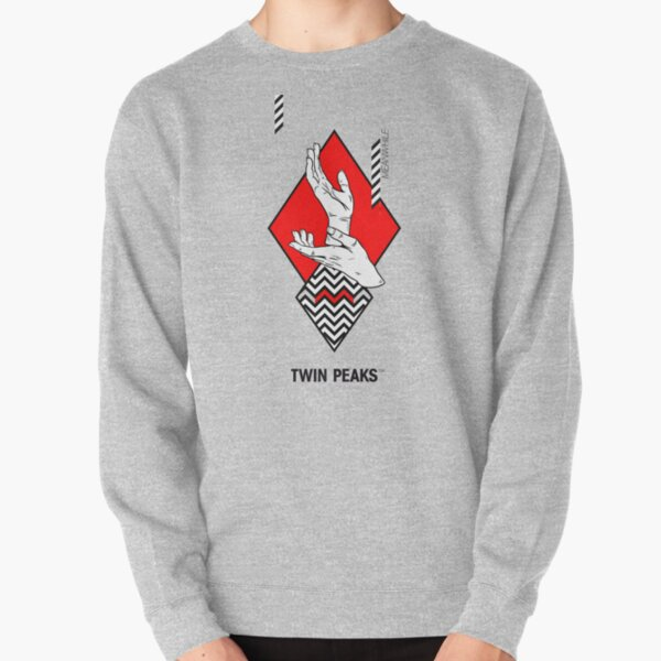 meanwhile. twin peaks. Pullover Sweatshirt