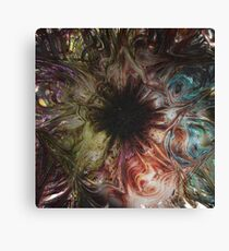 Confusion (Abstract) Canvas Print