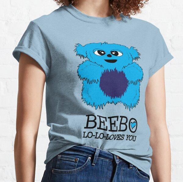 Blue God Classic T-Shirt