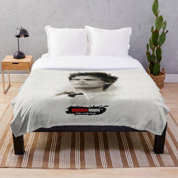 Dr. Spencer Reid | Criminal Minds Throw Blanket