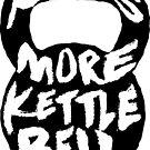 needs more kettlebell black by Wookiehumper