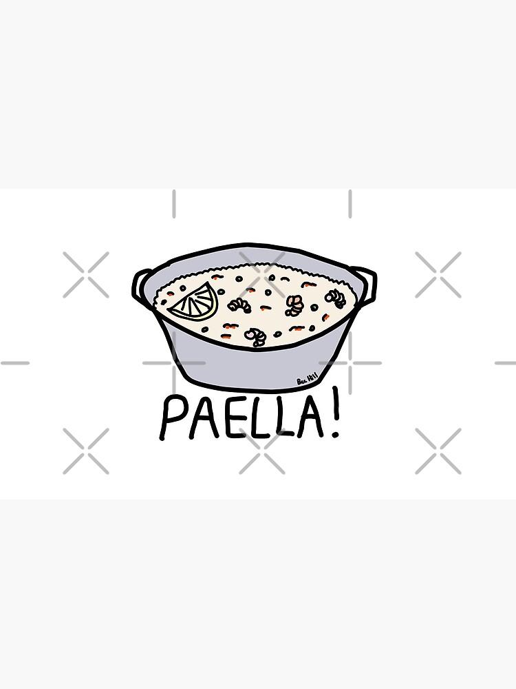 PAELLA! by BecHillComedian