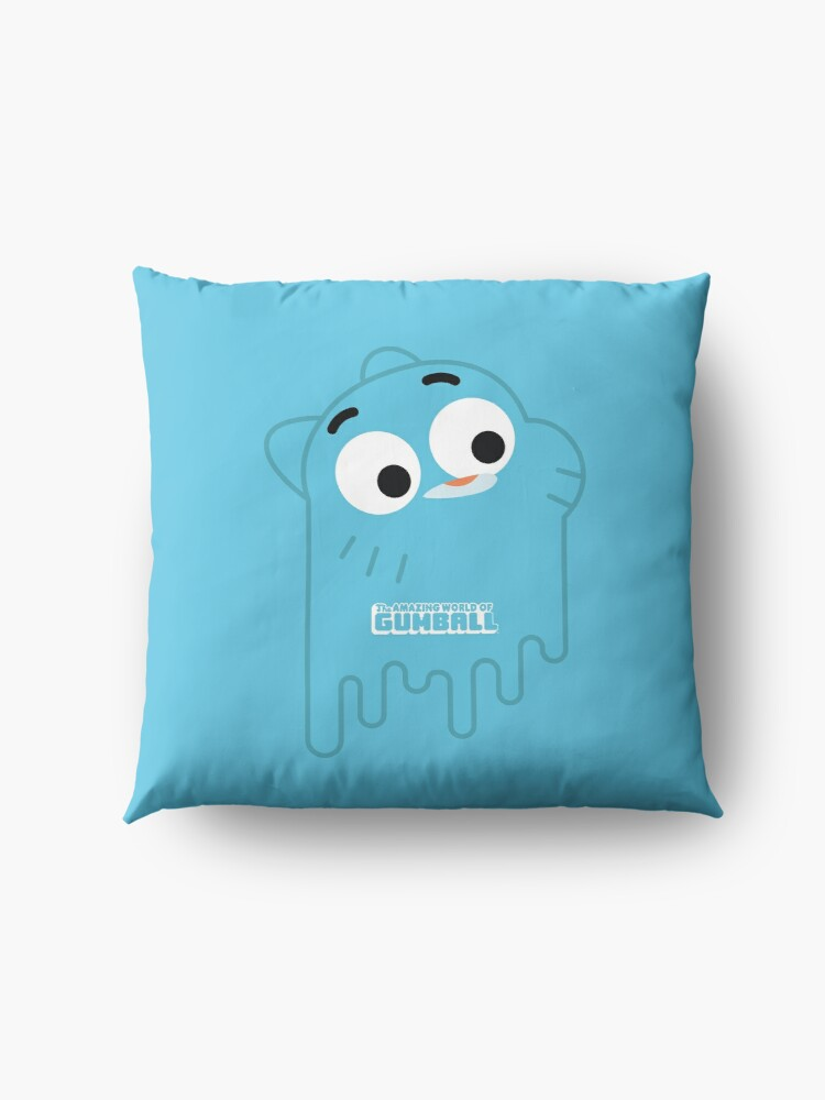 Alternate view of The Amazing World of Gumball™ - Gumball Floor Pillow