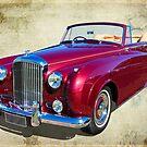 Bentley Convertible by Hawley Designs