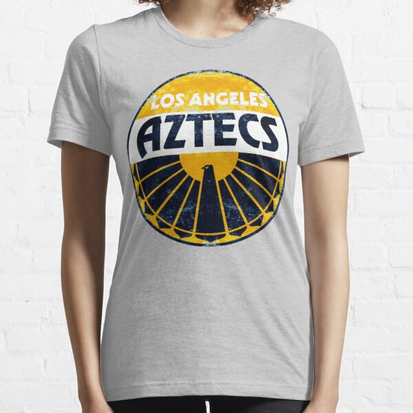 Los Angeles Aztecs (Vintage/Distressed)  Essential T-Shirt