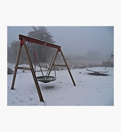 the coldest winter #1 Photographic Print