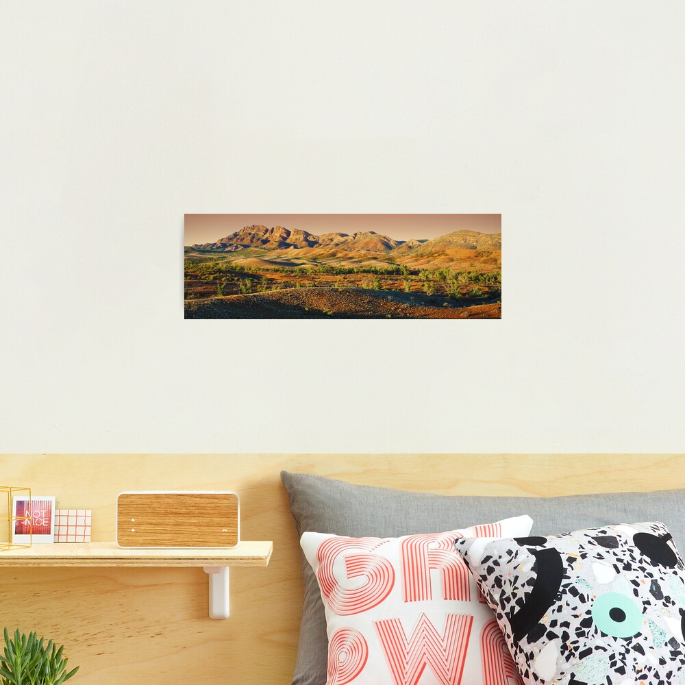 Elder Range, Flinders Ranges, South Australia Photographic Print