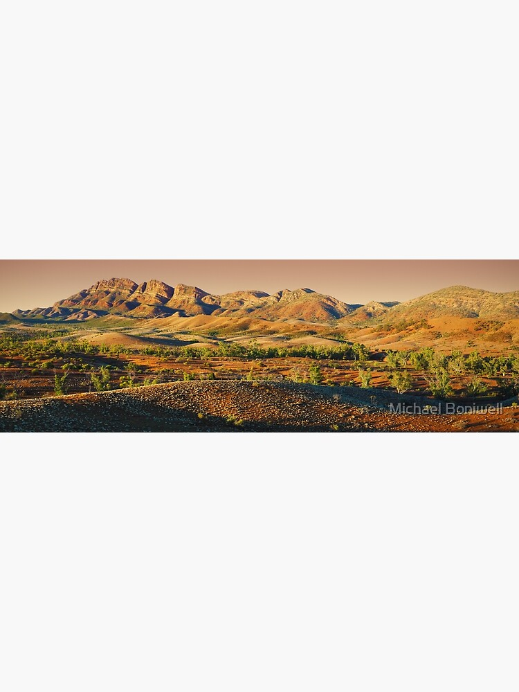 Elder Range, Flinders Ranges, South Australia by Chockstone