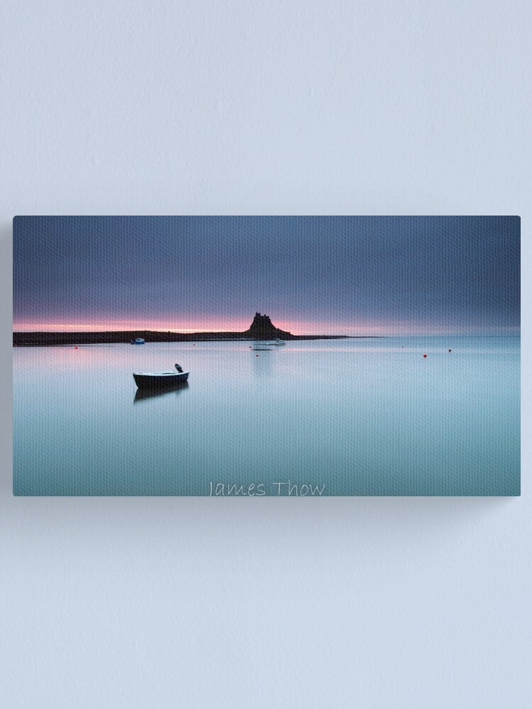 Alternate view of Blues Canvas Print
