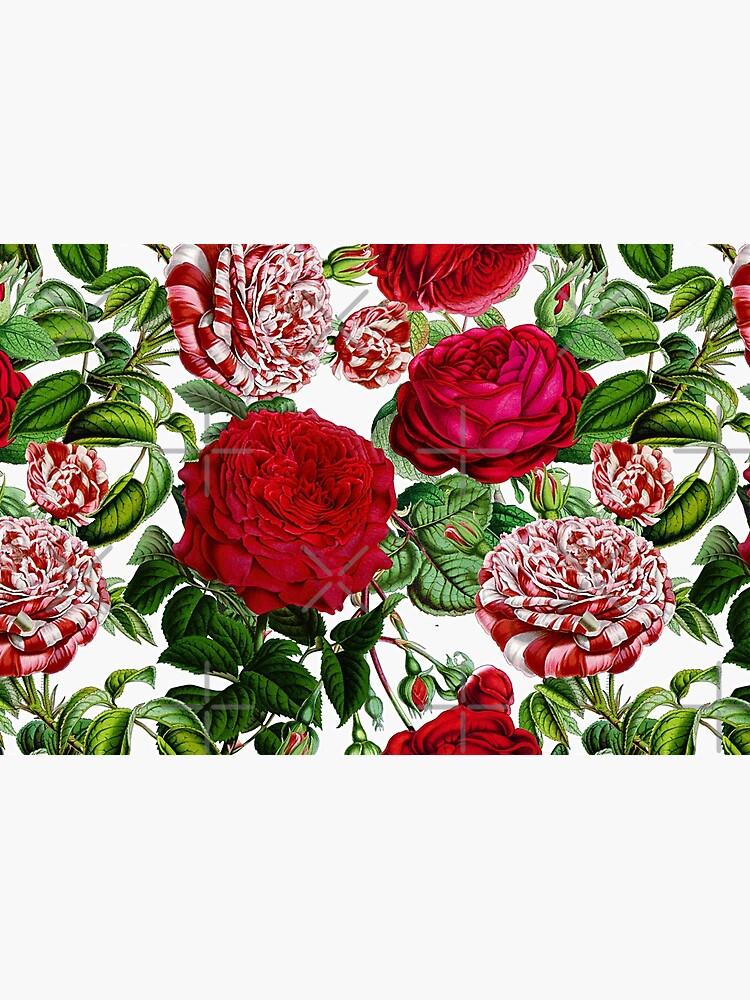 Summer Roses by UtArt
