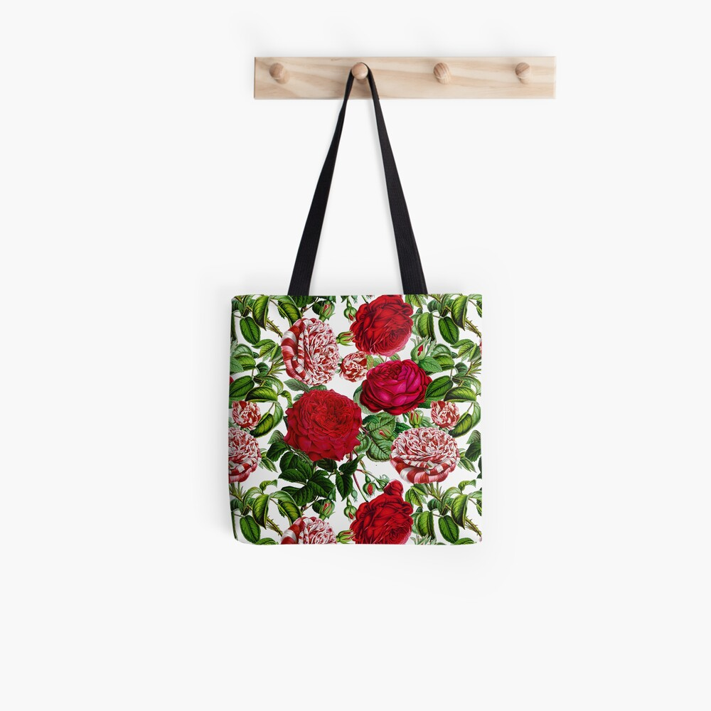 Summer Roses Tote Bag