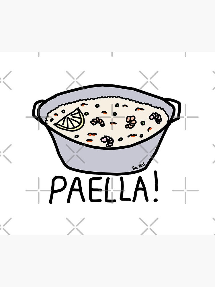 PAELLA! by BecHillComedian
