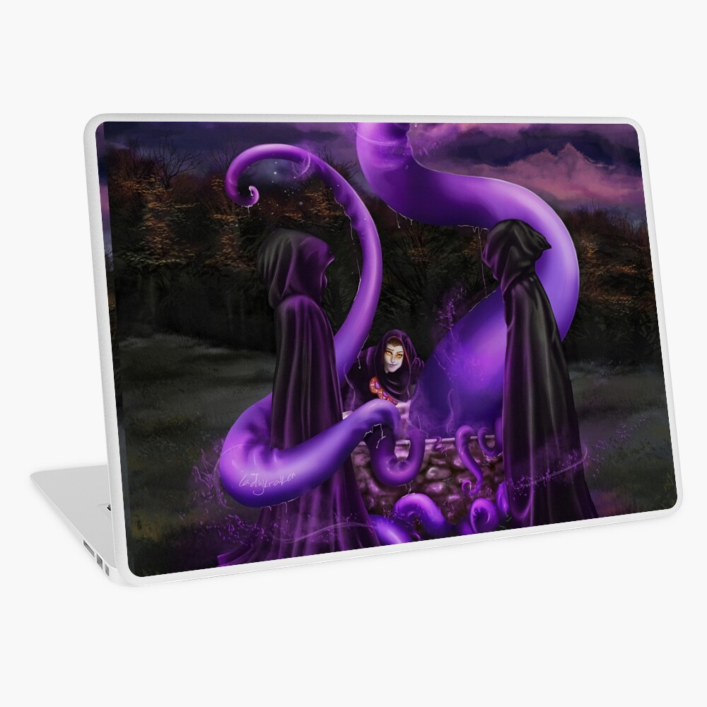 Calling Of The Great One Laptop Skin