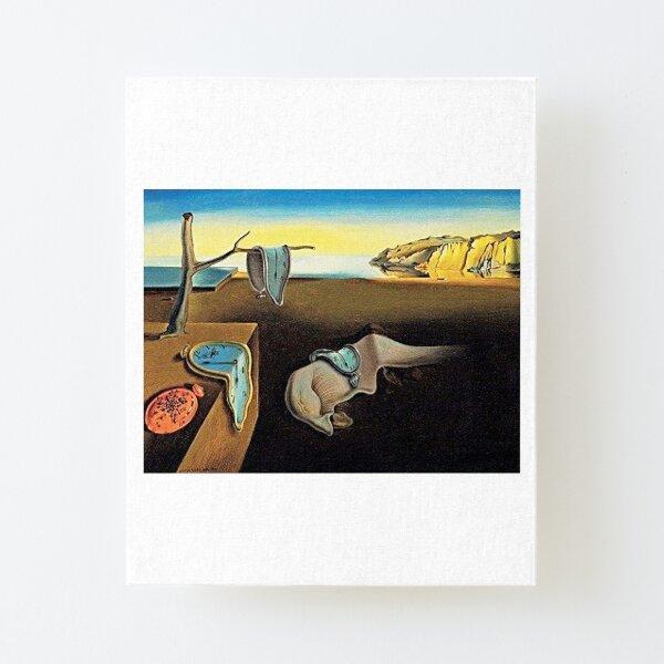 DALI, Salvador Dali, The Persistence of Memory, 1931. Canvas Mounted Print