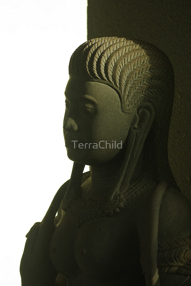 Goddess by TerraChild