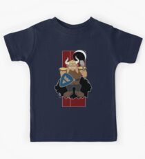 Dwarf Rabbit will rip out your spine Kids Tee