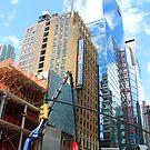 New York Architektur Fotos - Times Square von BritishYank