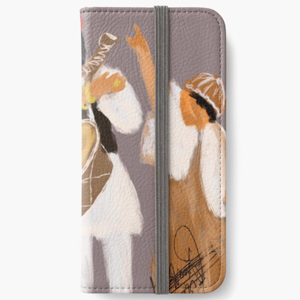 The Dance of Life iPhone Wallet