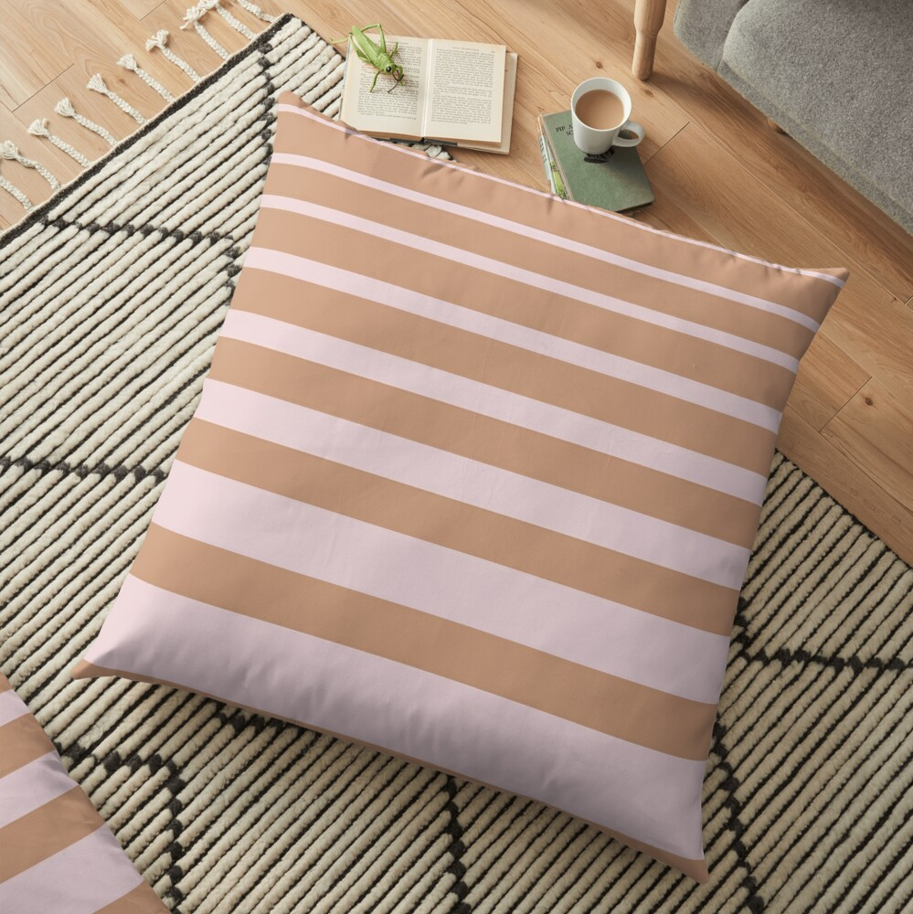 Stripes Floor Pillow
