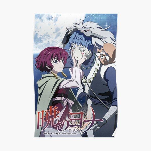 Copie de Akatsuki no Yona Poster
