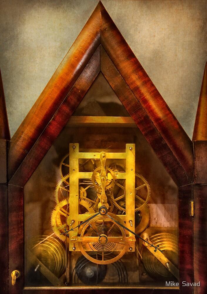 Clocksmith - Clockwork  by Michael Savad