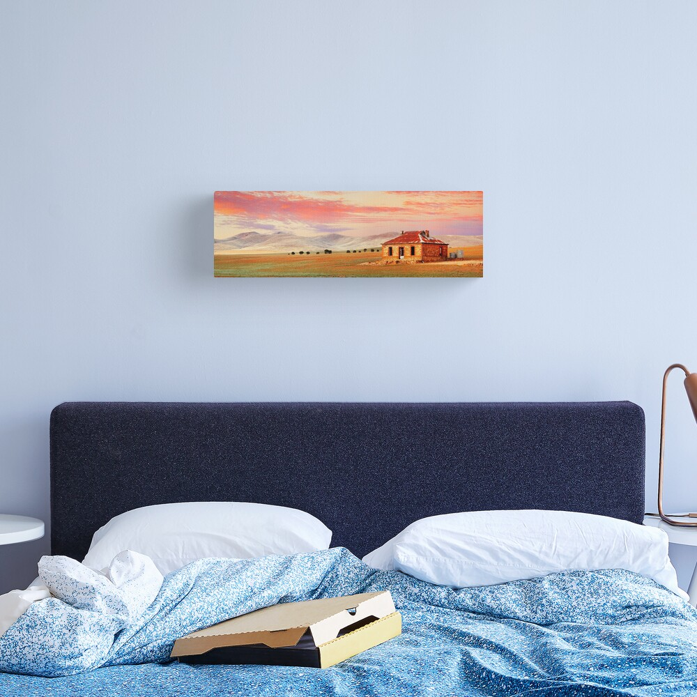 Burra Homestead, South Australia Canvas Print