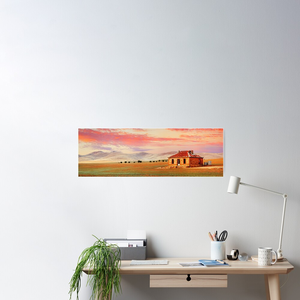 Burra Homestead, South Australia Poster