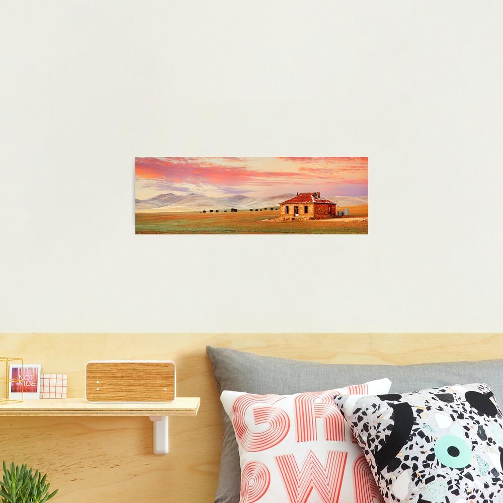 Burra Homestead, South Australia Photographic Print