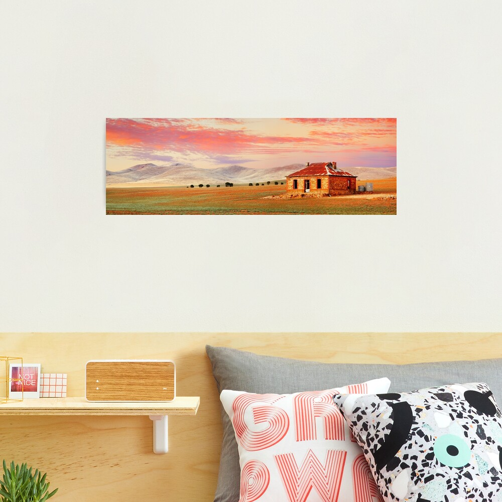 Burra Homestead, South Australia Photographic Print