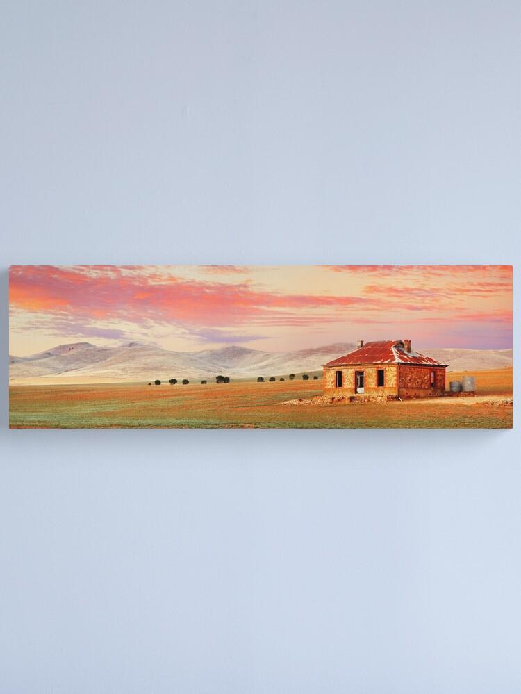 Alternate view of Burra Homestead, South Australia Canvas Print
