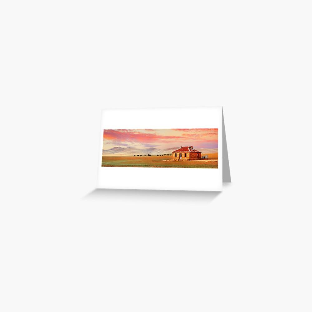 Burra Homestead, South Australia Greeting Card