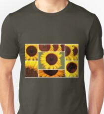 sunflower in my mind T-Shirt