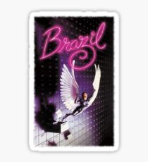 Brazil, Terry Gilliam Sticker