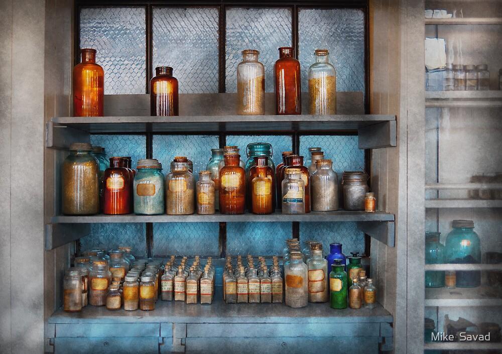 Chemist - My first chemistry set  by Michael Savad