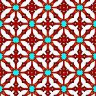 Türkisgranada von Yamy Morrell  Art and Design