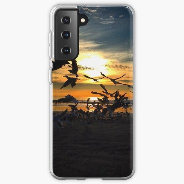 Gulls Samsung Galaxy Soft Case