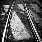 Tramway tracks by laurentlesax
