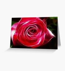 The Rose  >> Greeting Card