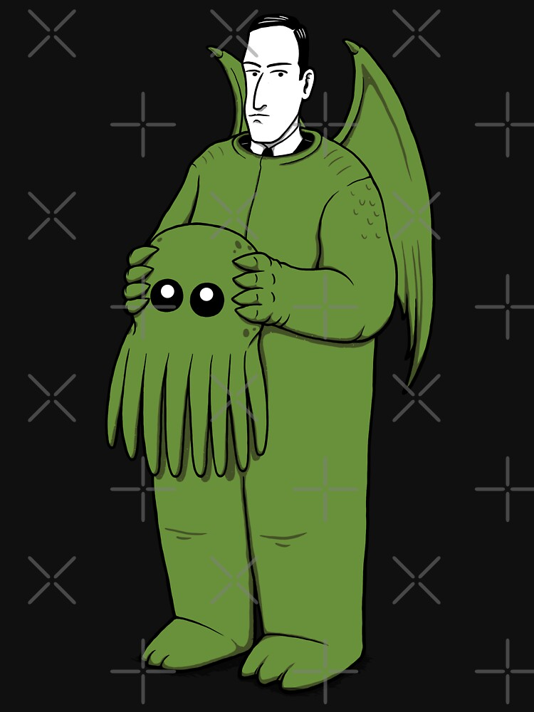 Cthulhu Mascot von pigboom