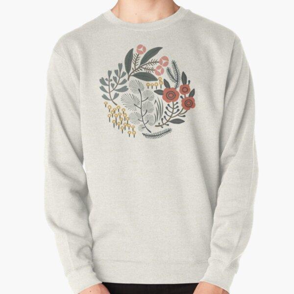 Night Garden Pullover Sweatshirt