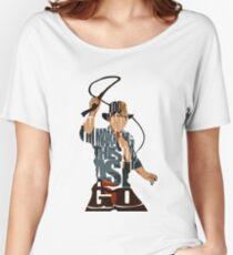 Indiana Jones Women's Relaxed Fit T-Shirt