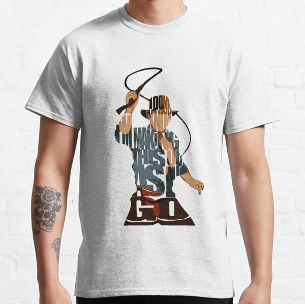 Indiana Jones Classic T-Shirt