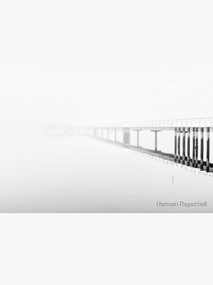 The Lone Fisherman by keystone