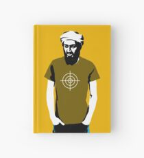 Hipster Bin Laden Hardcover Journal