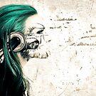 Robot Girl by zairo
