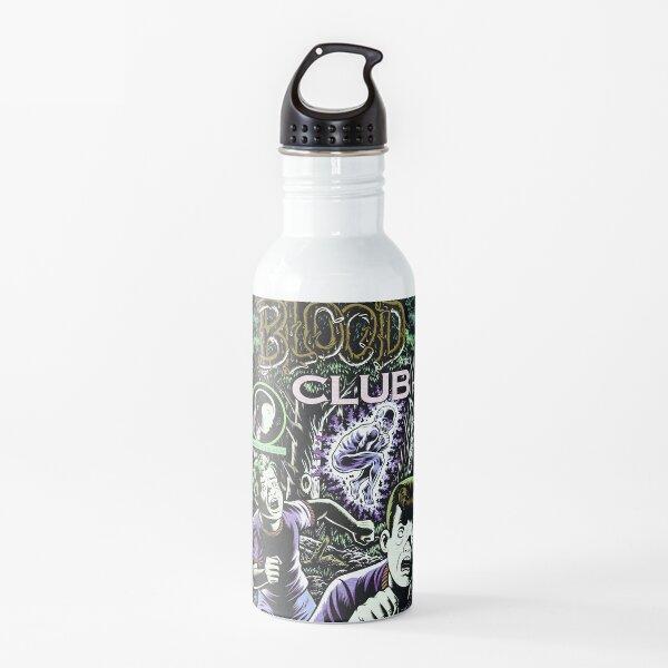 Charles Burns Cover Water Bottle